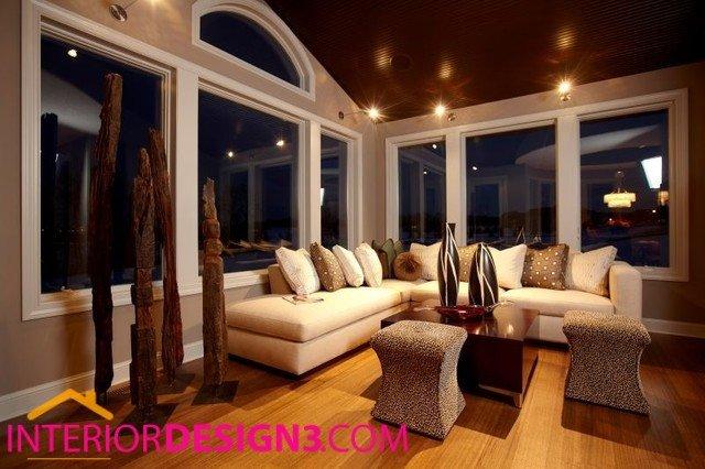 Casual Contemporary Living Room Elegant Casual Contemporary Living Room Design