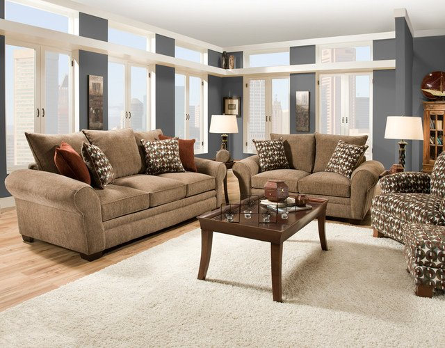 Casual Contemporary Living Room Inspirational Ginger Snap Living Room Set Contemporary Living Room Philadelphia by Mealey S Furniture