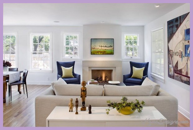 Casual Contemporary Living Room Lovely Casual Living Room Decor 1homedesigns