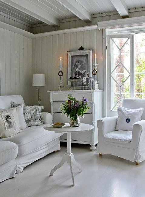 Chic Small Living Room Ideas Awesome Beautiful Flowers and Shabby Chic Ideas for White Living Room Decorating