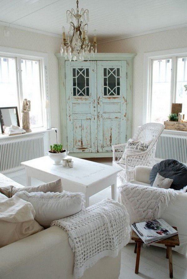 Chic Small Living Room Ideas Best Of 25 Charming Shabby Chic Living Room Decoration Ideas for Creative Juice
