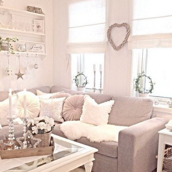 Chic Small Living Room Ideas Best Of 50 Cool Shabby Chic Living Room Decor Ideas Ecstasycoffee