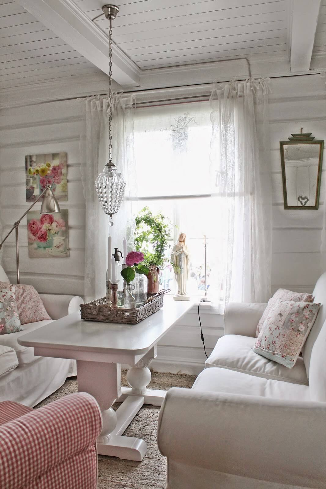 Chic Small Living Room Ideas Elegant 32 Best Shabby Chic Living Room Decor Ideas and Designs for 2019