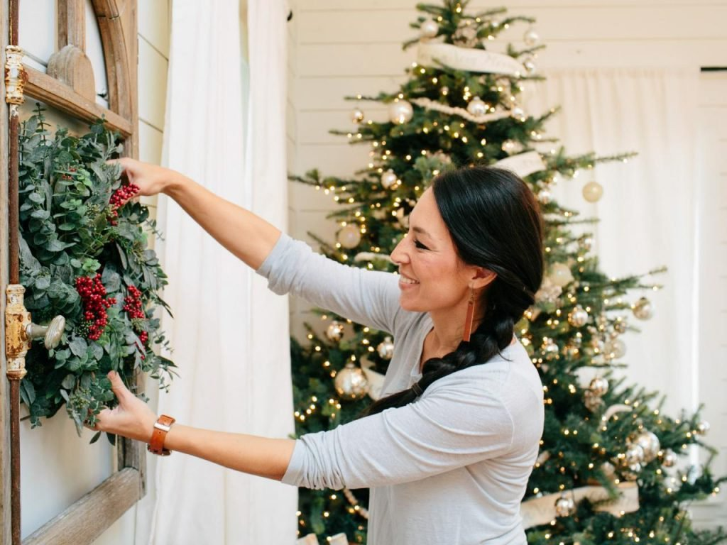 Chip and Joanna Gaines Decor Luxury Joanna Gaines Farmhouse Christmas Decor is Cheery and Charming All Created