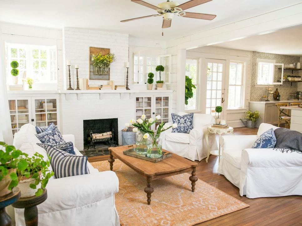 10 Ways Fixer Upper Stars Chip And Joanna Gaines Would Fix Up Your Home Simplemost