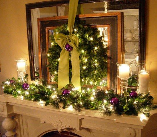 Christmas Decor for Fireplace Mantels Fresh Fireplace Mantel Decoration Ideas for Christmas