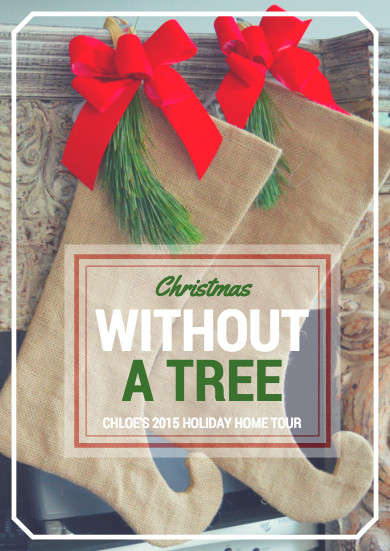Christmas Decor without A Tree Elegant A Christmas without A Tree Celebrate & Decorate
