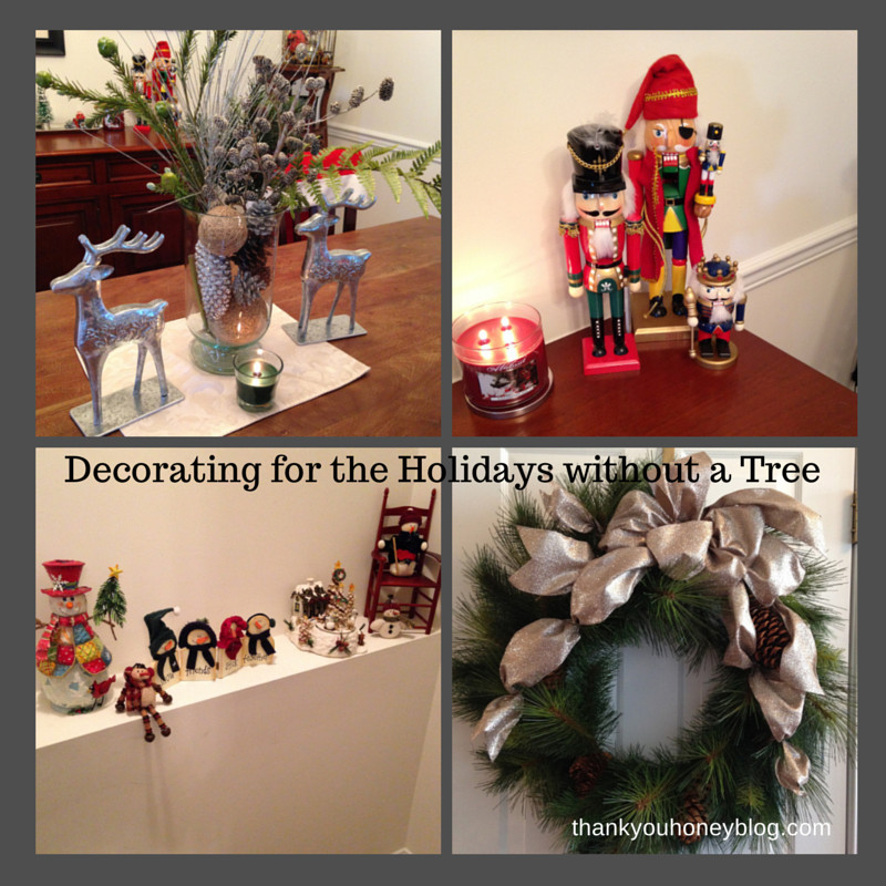 Christmas Decor without A Tree Elegant Tips for Holiday Decorating without A Tree Thank You Honey