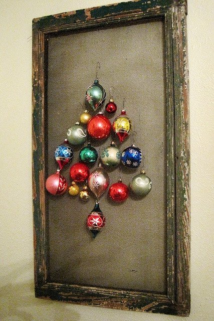 Christmas Decor without A Tree Fresh 40 Beautiful Vintage Christmas Tree Ideas Digsdigs