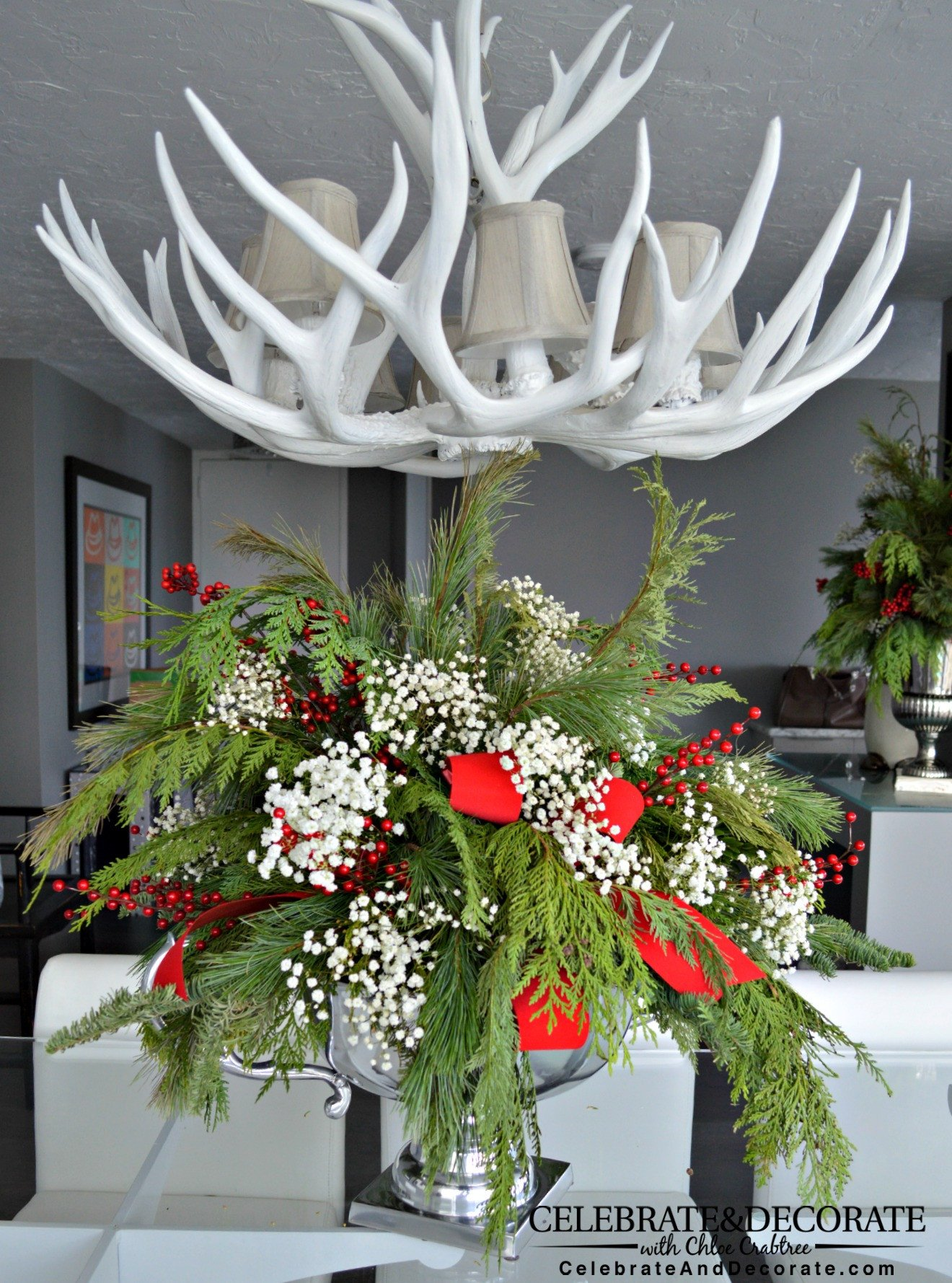 Christmas Decor without A Tree Lovely A Christmas without A Tree Celebrate & Decorate