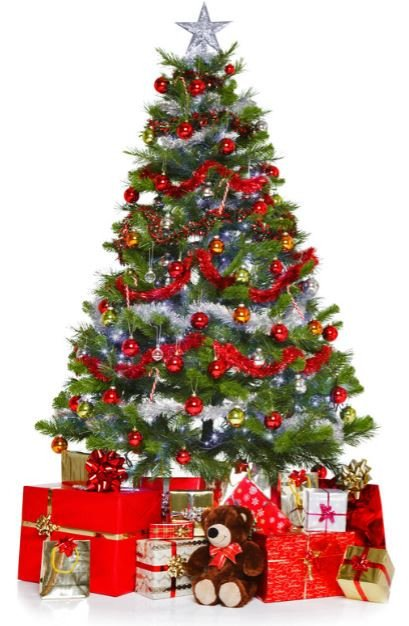 Christmas Decor without A Tree Lovely Ideas for Decorating A Christmas Tree without Getting Gaudy Pausitive Living