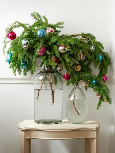 Christmas Decor without A Tree New Creative Ways to Display ornaments without A Traditional Christmas Tree