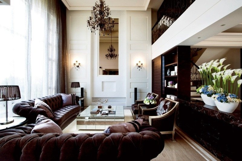 Classic Contemporary Living Room Awesome Modern Classic Living Room Design – House Design Ideas