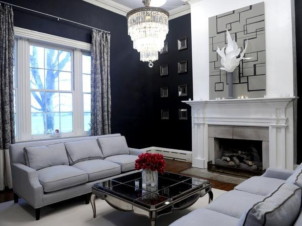 Classic Contemporary Living Room Awesome Modern Furniture Modern Style for Classic Living Room Ideas 2011 From Hgtv Design Star 3
