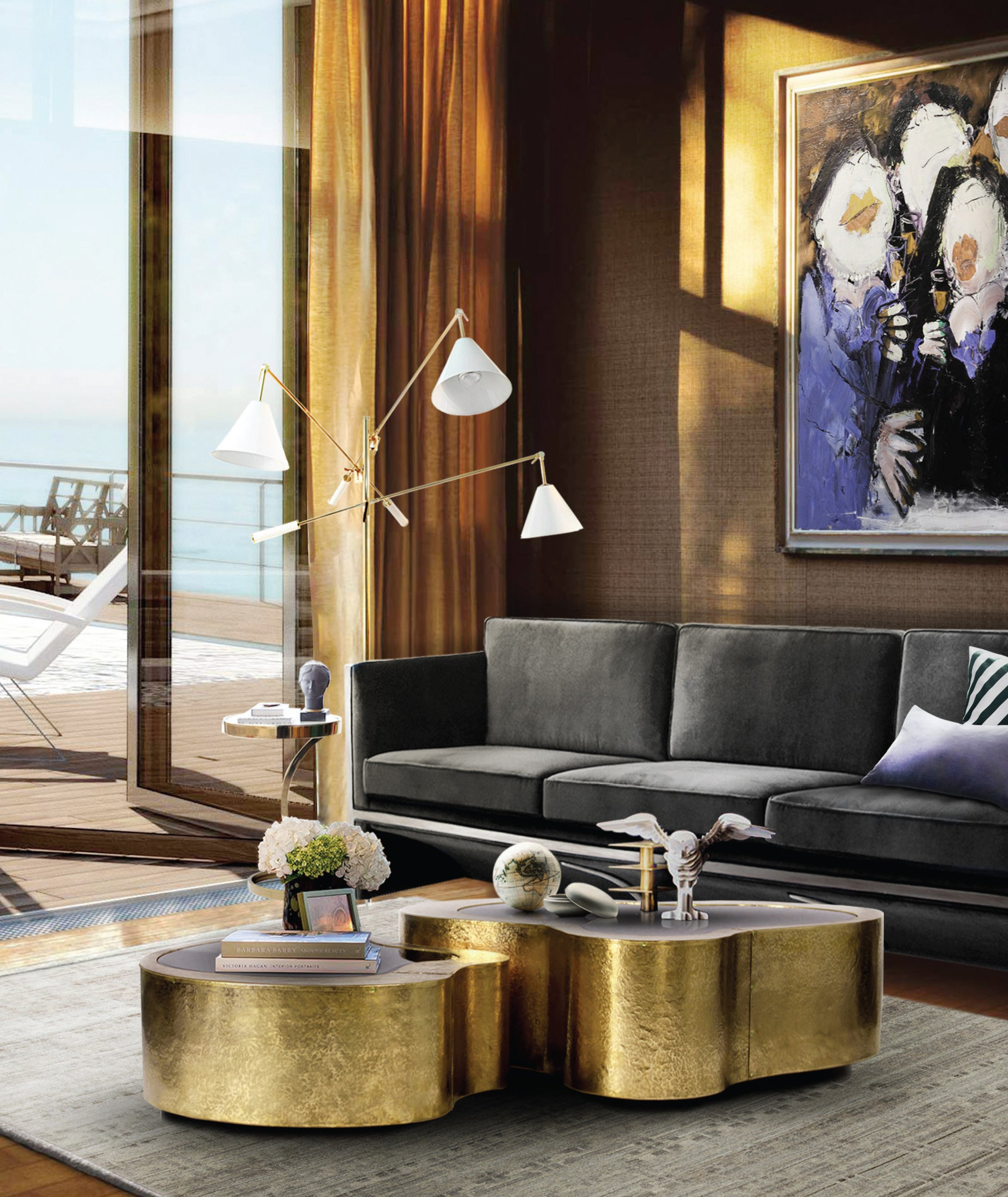 Classic Contemporary Living Room Best Of Design Inspiration for the Luxurious Modern Classic Living Room
