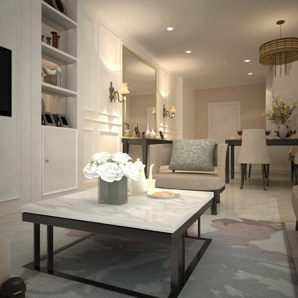 Classic Contemporary Living Room Elegant Modern Classic Living Room Services by Pt atelli Joinerindo Nusantara