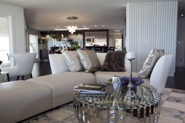 Classic Contemporary Living Room Fresh Classic Contemporary Residence Contemporary Living Room Other Metro by Shane D Inman