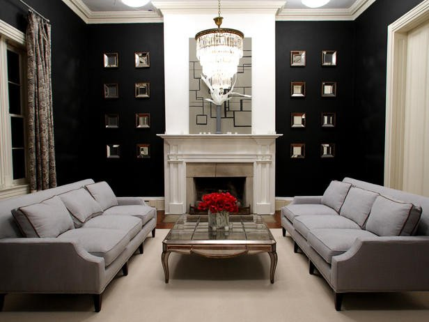 Classic Contemporary Living Room Fresh Home Decor Walls Modern Style for Classic Living Room Ideas 2011 From Hgtv Design Star 3