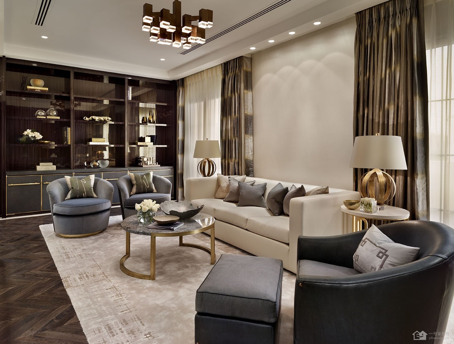 Classic Contemporary Living Room Inspirational July 16 2018 by Mariana 0