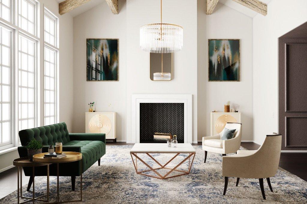 Classic Contemporary Living Room New Contemporary Classic Living Room Casaza