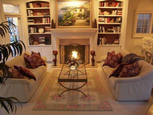 Classy Comfortable Living Room Beautiful Elegant Living Room