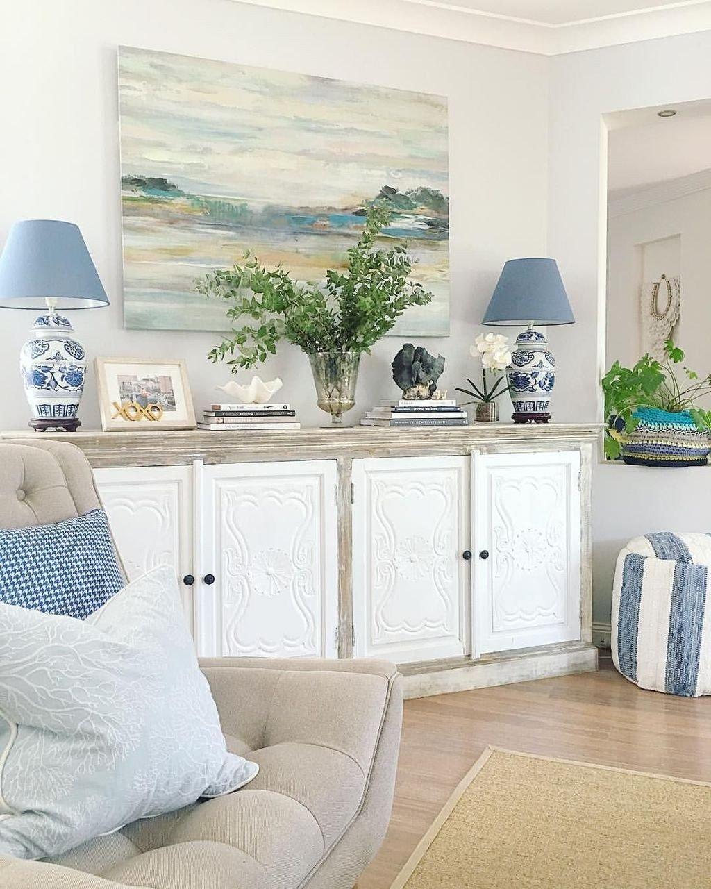 Coastal Comfortable Living Room Awesome 30 fortable Coastal Living Room Interior Ideas Decorating Ideas