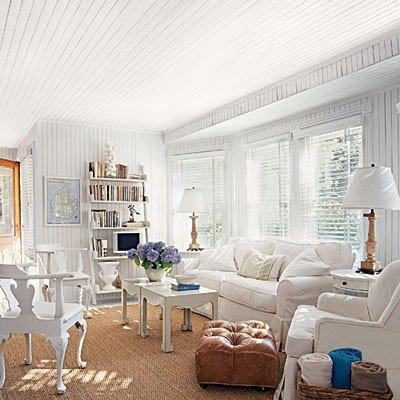 Coastal Comfortable Living Room Beautiful after Light and Airy Living Room 20 Amazing Living Room Makeovers Coastal Living