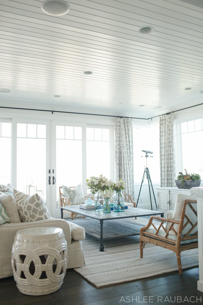 Coastal Comfortable Living Room Beautiful Classic Coastal Living Room Becki Owens