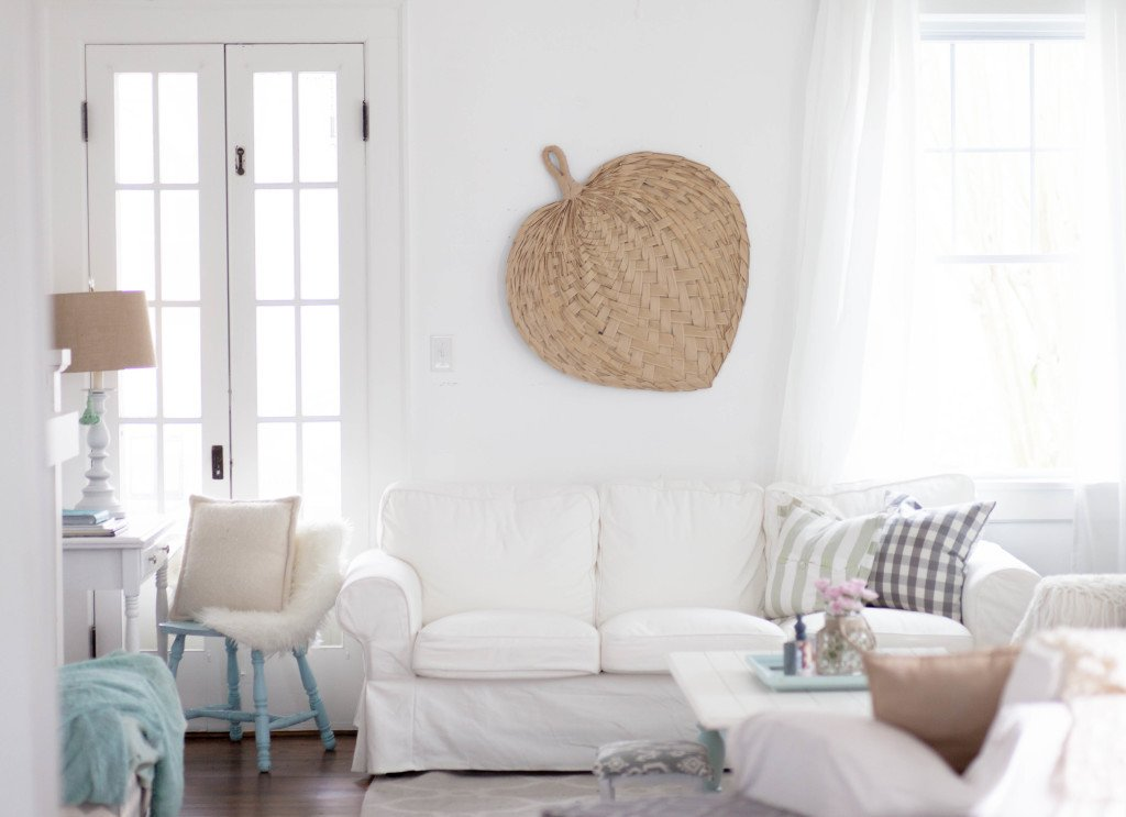 Coastal Comfortable Living Room Beautiful Home Of the Month Restless Arrow Simple Stylings