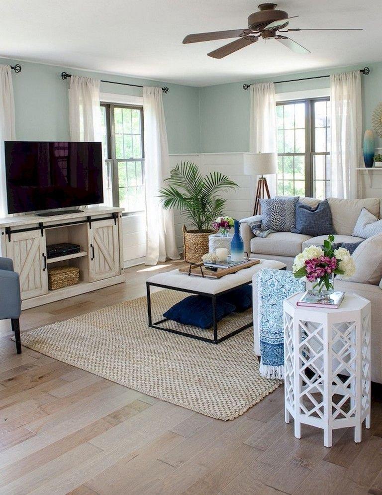 Coastal Comfortable Living Room Inspirational 70 fortable Coastal Style Living Room Decor Ideas Livingroomdecor Coastalstyle