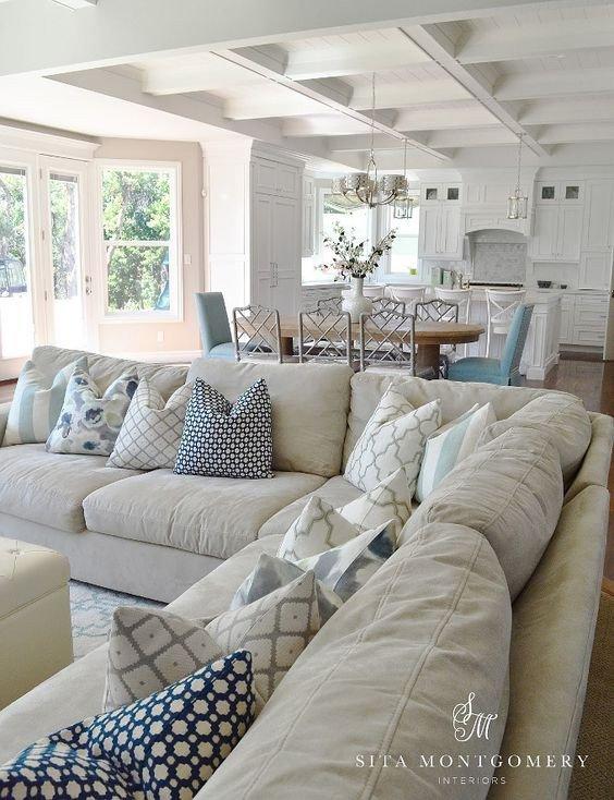 Coastal Comfortable Living Room Unique 26 Coastal Living Room Ideas Give Your Living Room An Awe Inspiring Look Decoholic