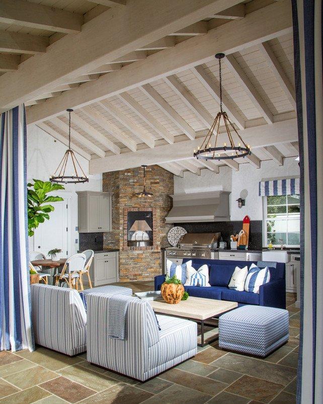 Coastal Comfortable Living Room Unique Beach House with fortable Coastal Interiors Home Bunch Interior Design Ideas