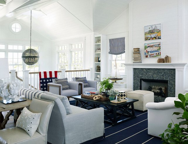 Coastal Comfortable Living Room Unique Latest Coastal Living Showhouse Home Bunch Interior Design Ideas