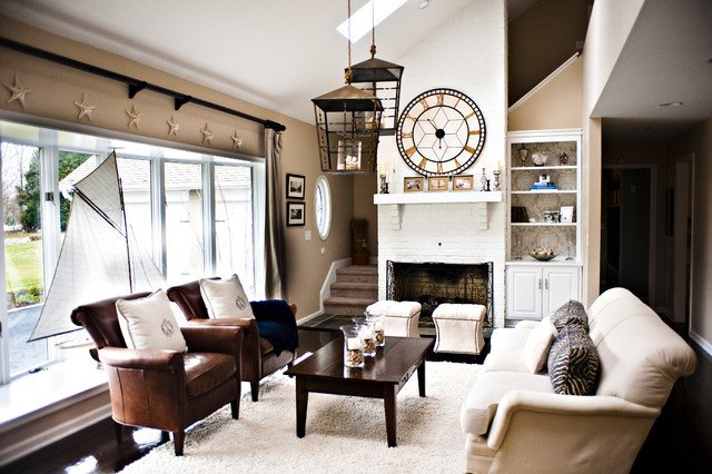 Coastal Contemporary Living Room Best Of Coastal Living Room Contemporary Family Room Baltimore by Coastal Haven Design