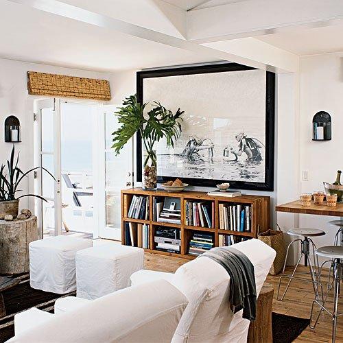Coastal Contemporary Living Room Elegant 50 Beautiful Coastal befores & afters Coastal Living