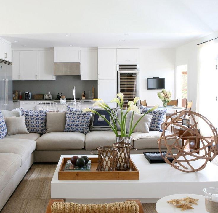 Coastal Contemporary Living Room Luxury Coastal & Nautical Decor Ideas Froy Blog