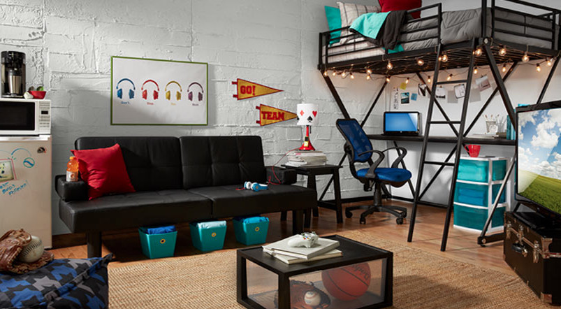 College Dorm Decor for Guys Best Of Decorating the Dream Dorm Room
