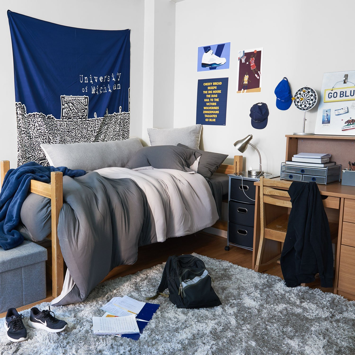 College Dorm Decor for Guys Best Of Dorm Room Ideas College Room Decor Dorm Inspiration