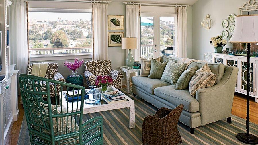 Comfortable Bungalow Living Room Elegant 100 Fy Cottage Rooms Coastal Living