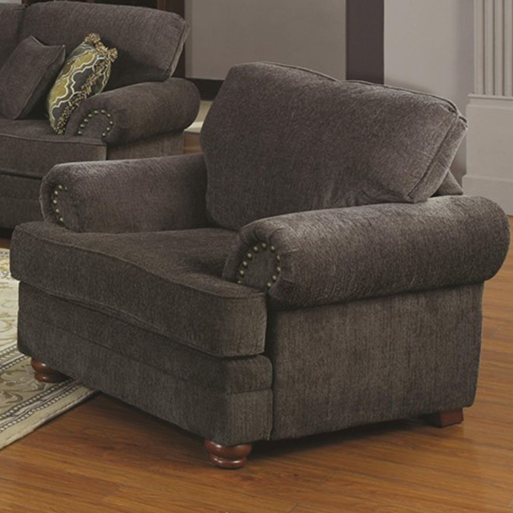 Comfortable Chairs Living Room Luxury Traditional Styled Living Room Chair with fortable Cushions