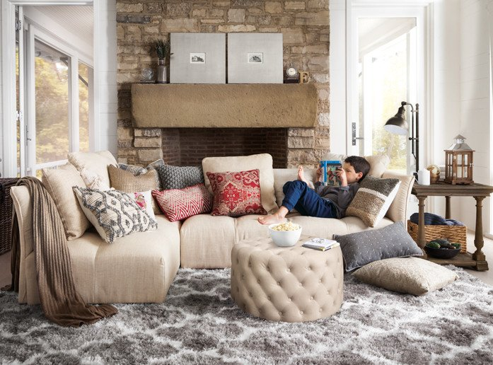 Comfortable Chic Living Room Awesome How to Decorate A Living Room Ideas for Decorating Your Living Room