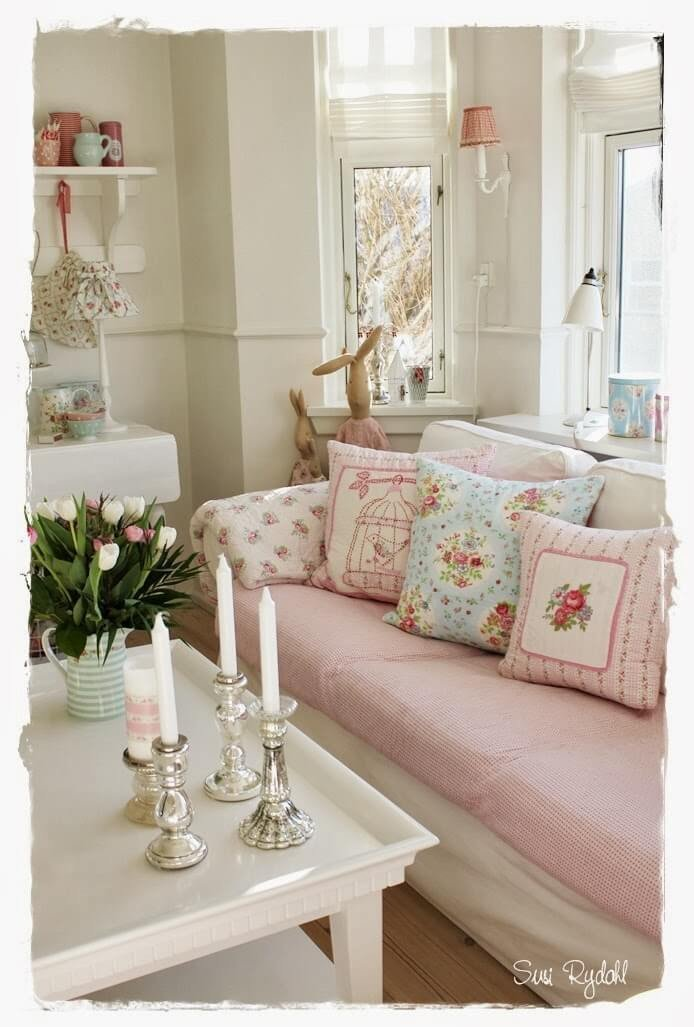 Comfortable Chic Living Room Fresh 32 Best Shabby Chic Living Room Decor Ideas and Designs for 2019