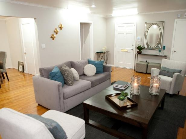 Comfortable Chic Living Room Fresh Page