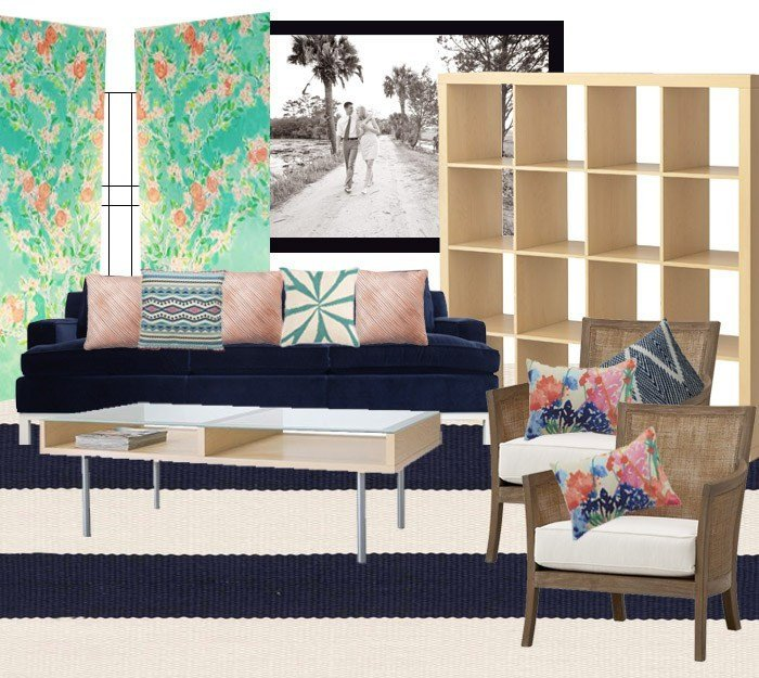 Comfortable Chic Living Room Inspirational Jen Darling's Living Room Design fortable Chic – Jen Nelson