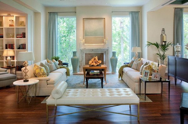 Comfortable Chic Living Room Unique fortable Living Room Style with Modern Furniture