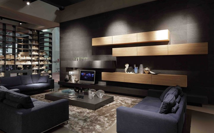 Comfortable Contemporary Living Room Best Of fortable Loft Living Italia Living Room Interior Design Ideas