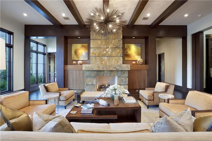 Comfortable Contemporary Living Room Inspirational Gorgeous Living Room Chandelier Ideas Designing Idea