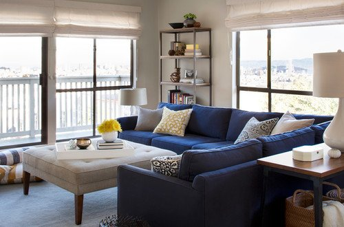 Comfortable Contemporary Living Room New Modern Furniture 2014 fort Modern Living Room Decorating Ideas