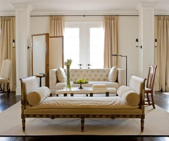 Comfortable Daybeds Living Room Luxury Rosa Beltran Design Using A Daybed In A Living Room