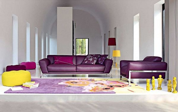Comfortable Elegant Living Room New fortable sofas for Elegant Living Rooms and Living Room Design Ideas